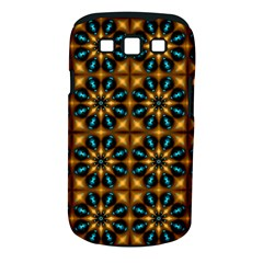 Abstract Daisies Samsung Galaxy S III Classic Hardshell Case (PC+Silicone)