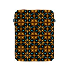Abstract Daisies Apple Ipad 2/3/4 Protective Soft Cases