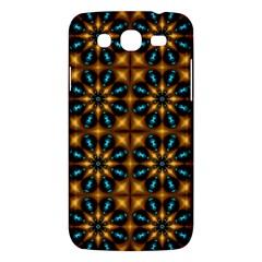Abstract Daisies Samsung Galaxy Mega 5.8 I9152 Hardshell Case