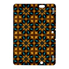 Abstract Daisies Kindle Fire HDX 8.9  Hardshell Case