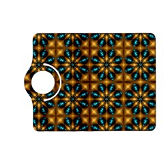 Abstract Daisies Kindle Fire HD (2013) Flip 360 Case