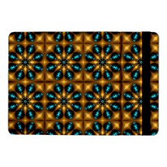 Abstract Daisies Samsung Galaxy Tab Pro 10.1  Flip Case