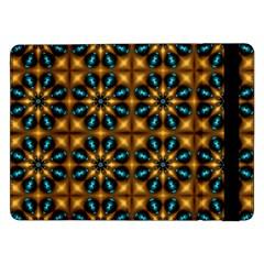 Abstract Daisies Samsung Galaxy Tab Pro 12.2  Flip Case