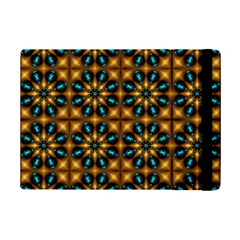 Abstract Daisies iPad Mini 2 Flip Cases
