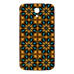 Abstract Daisies Samsung Galaxy Mega I9200 Hardshell Back Case