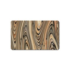 Abstract Background Design Magnet (name Card)