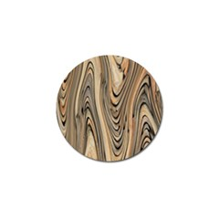 Abstract Background Design Golf Ball Marker (10 Pack)
