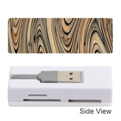 Abstract Background Design Memory Card Reader (stick)