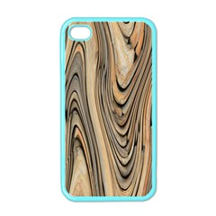 Abstract Background Design Apple iPhone 4 Case (Color)