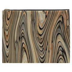 Abstract Background Design Cosmetic Bag (xxxl)