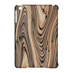 Abstract Background Design Apple iPad Mini Hardshell Case (Compatible with Smart Cover)