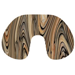 Abstract Background Design Travel Neck Pillows
