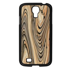 Abstract Background Design Samsung Galaxy S4 I9500/ I9505 Case (black)