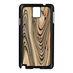 Abstract Background Design Samsung Galaxy Note 3 N9005 Case (black)
