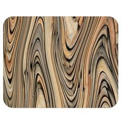 Abstract Background Design Double Sided Flano Blanket (Medium)