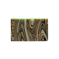 Abstract Background Design Cosmetic Bag (xs)