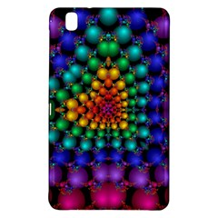 Mirror Fractal Balls On Black Background Samsung Galaxy Tab Pro 8.4 Hardshell Case