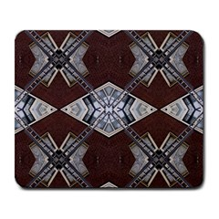 Ladder Against Wall Abstract Alternative Version Large Mousepads