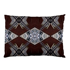 Ladder Against Wall Abstract Alternative Version Pillow Case (Two Sides)
