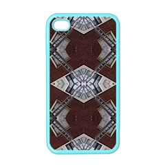 Ladder Against Wall Abstract Alternative Version Apple Iphone 4 Case (color)