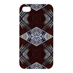 Ladder Against Wall Abstract Alternative Version Apple iPhone 4/4S Hardshell Case