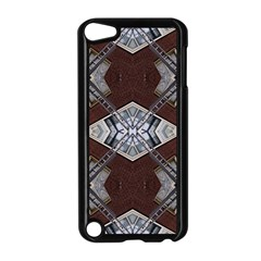 Ladder Against Wall Abstract Alternative Version Apple iPod Touch 5 Case (Black)