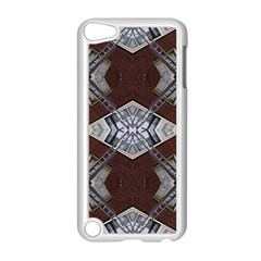 Ladder Against Wall Abstract Alternative Version Apple iPod Touch 5 Case (White)