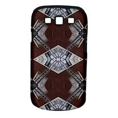 Ladder Against Wall Abstract Alternative Version Samsung Galaxy S III Classic Hardshell Case (PC+Silicone)