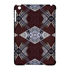Ladder Against Wall Abstract Alternative Version Apple iPad Mini Hardshell Case (Compatible with Smart Cover)