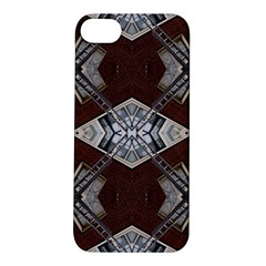 Ladder Against Wall Abstract Alternative Version Apple iPhone 5S/ SE Hardshell Case