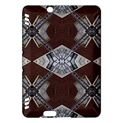 Ladder Against Wall Abstract Alternative Version Kindle Fire HDX Hardshell Case