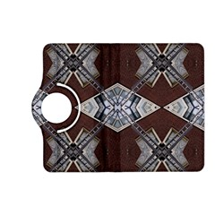 Ladder Against Wall Abstract Alternative Version Kindle Fire HD (2013) Flip 360 Case