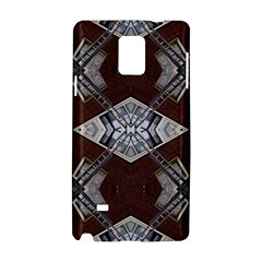 Ladder Against Wall Abstract Alternative Version Samsung Galaxy Note 4 Hardshell Case