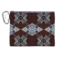 Ladder Against Wall Abstract Alternative Version Canvas Cosmetic Bag (XXL)