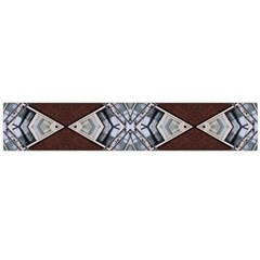 Ladder Against Wall Abstract Alternative Version Flano Scarf (large)
