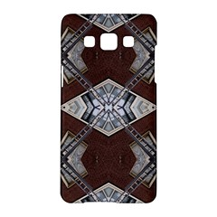 Ladder Against Wall Abstract Alternative Version Samsung Galaxy A5 Hardshell Case