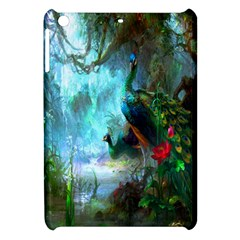 Beautiful Peacock Colorful Apple Ipad Mini Hardshell Case