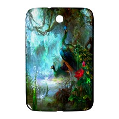 Beautiful Peacock Colorful Samsung Galaxy Note 8 0 N5100 Hardshell Case