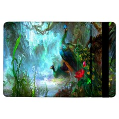Beautiful Peacock Colorful iPad Air Flip