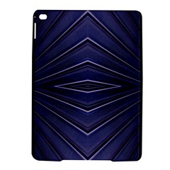 Blue Metal Abstract Alternative Version iPad Air 2 Hardshell Cases