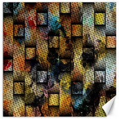 Fabric Weave Canvas 20  X 20
