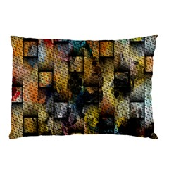 Fabric Weave Pillow Case (Two Sides)