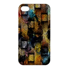 Fabric Weave Apple iPhone 4/4S Premium Hardshell Case