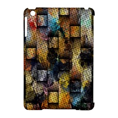 Fabric Weave Apple iPad Mini Hardshell Case (Compatible with Smart Cover)