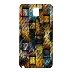 Fabric Weave Samsung Galaxy Note 3 N9005 Hardshell Back Case