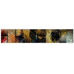 Fabric Weave Flano Scarf (large)