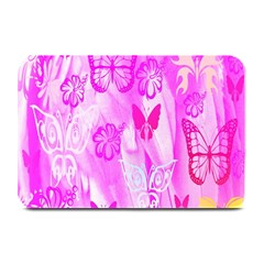 Butterfly Cut Out Pattern Colorful Colors Plate Mats
