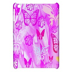Butterfly Cut Out Pattern Colorful Colors Apple Ipad Mini Hardshell Case