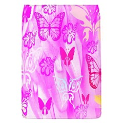 Butterfly Cut Out Pattern Colorful Colors Flap Covers (S)