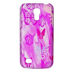 Butterfly Cut Out Pattern Colorful Colors Galaxy S4 Mini